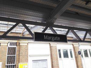 Margate train station
