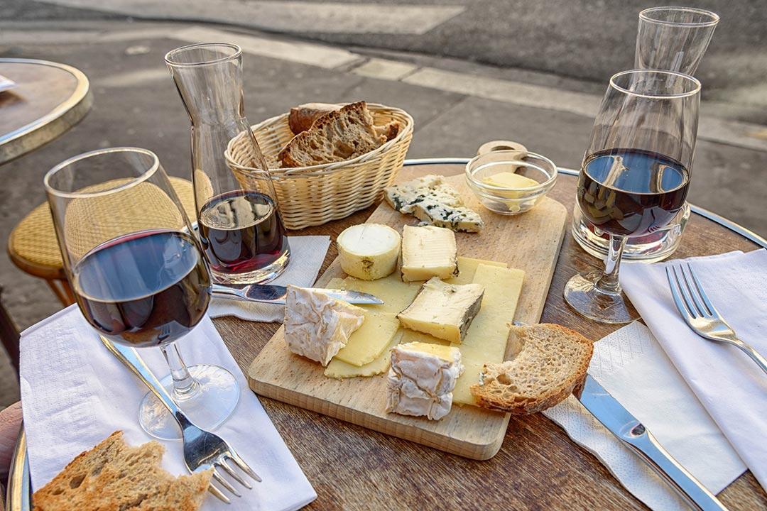 Food In La Rochelle