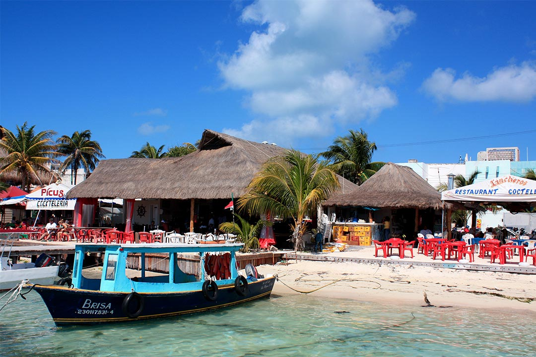 Isla Mujeres Retire In The Caribbean