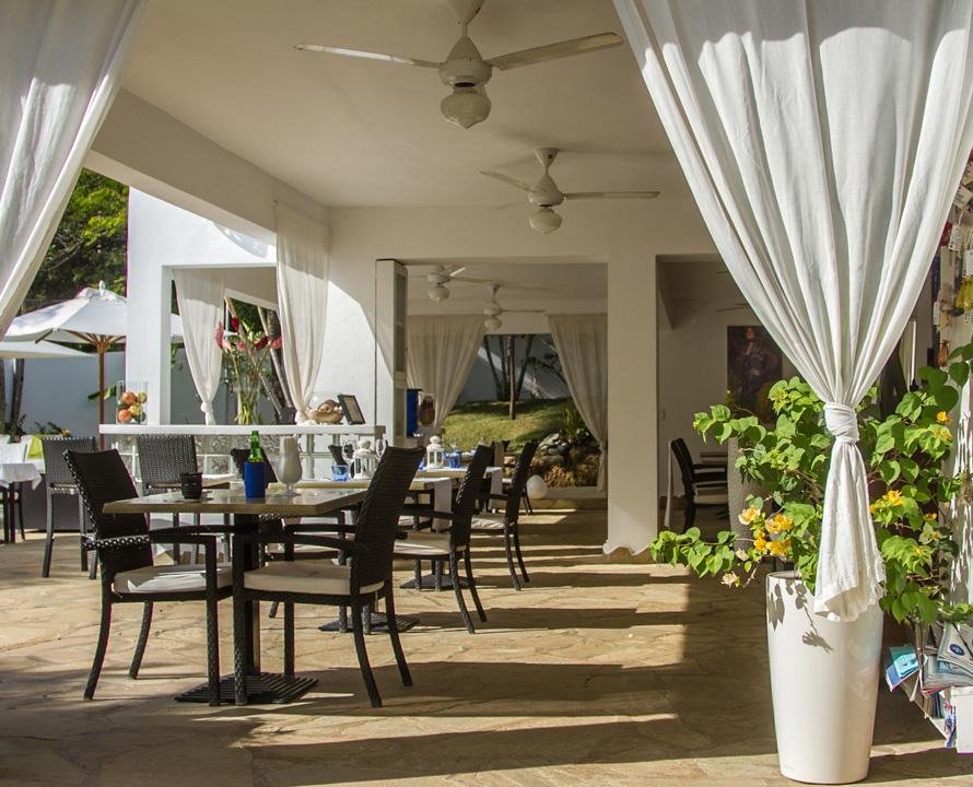 Restaurant view of Casa Ventiuno in boutique hotels