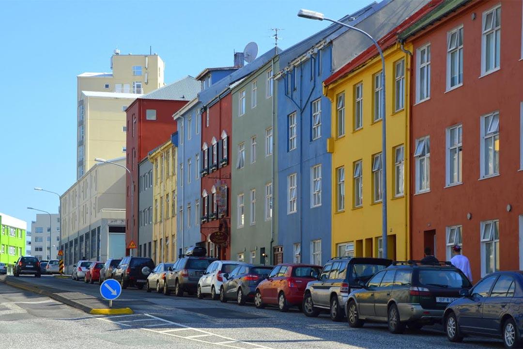 European break destination reykjavik