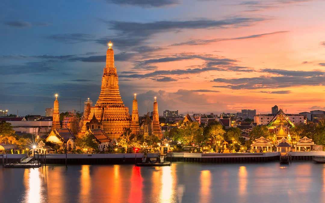 Peninsula Hotel in Bangkok