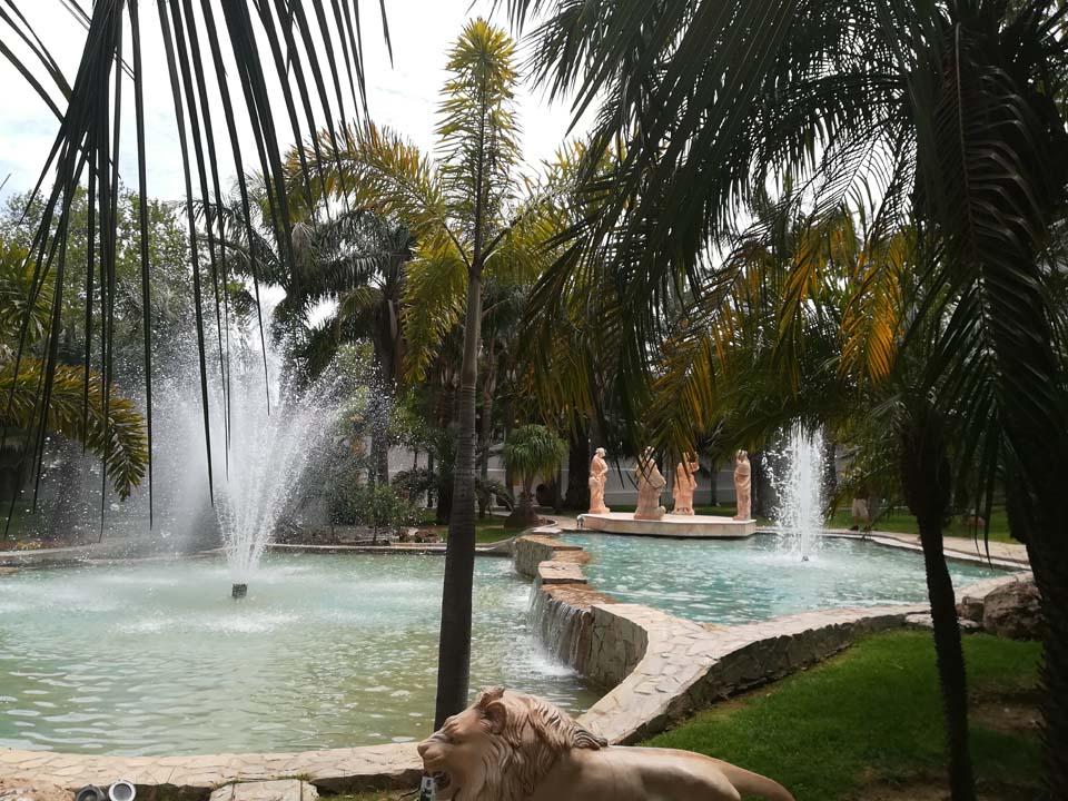 Botanical gardens in Torremolinos