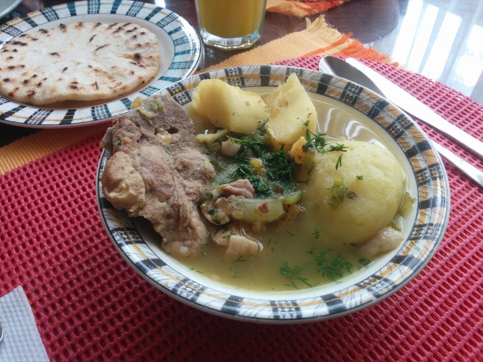 Sancocho recipe