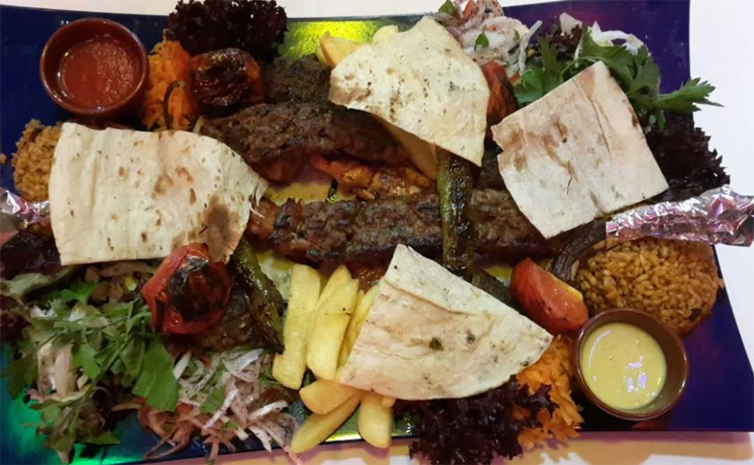 Saltanat Barbecue House in Istanbul