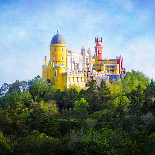Picture of Pena Palace Day trip to Sintra