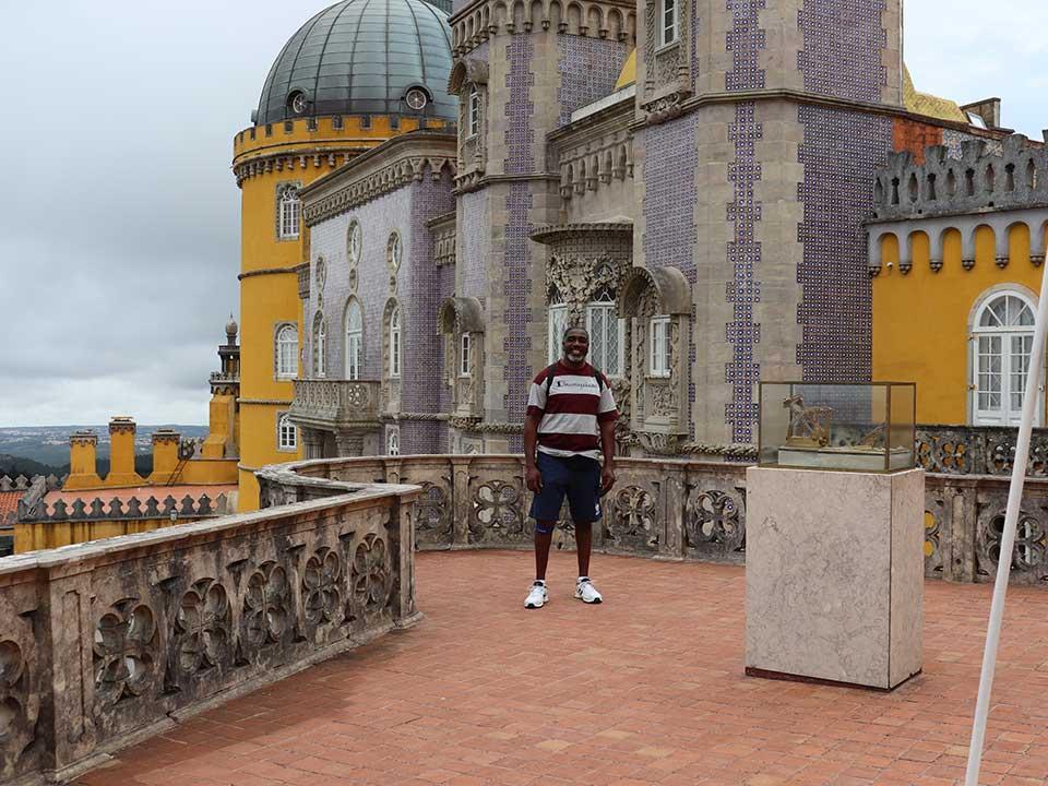 Me at Pena Palace